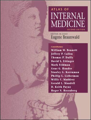 9780071402408: Atlas of Internal Medicine