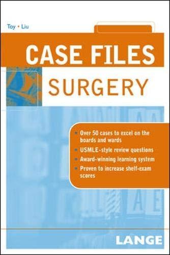 9780071402521: Case Files: Surgery