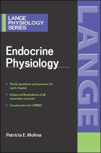 9780071402576: Endocrine Physiology (Lange Physiology Series)