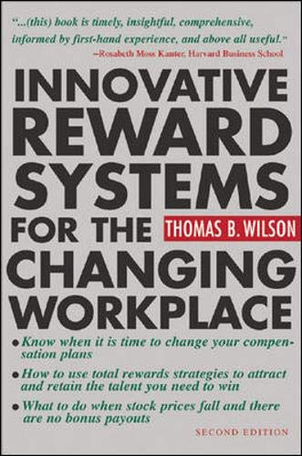 9780071402941: Innovative Reward Systems for the Changing Workplace 2/e