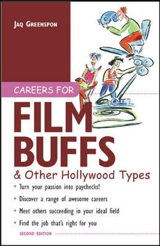 9780071405744: Careers for Film Buffs & Other Hollywood Types