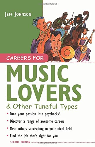 9780071405751: Careers for Music Lovers & Other Tuneful Types