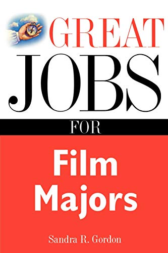 9780071405829: Great Jobs for Film Majors