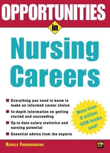 9780071405850: Opportunities in Nursing Careers