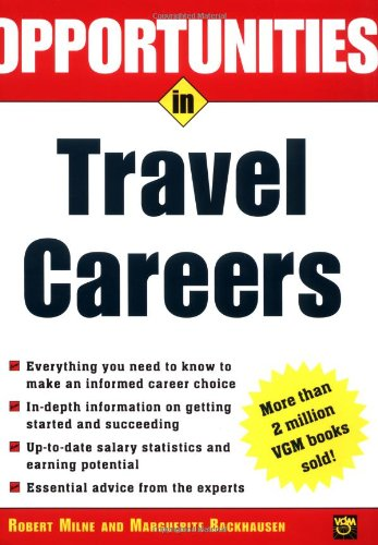 9780071405898: Opportunities in Travel Careers