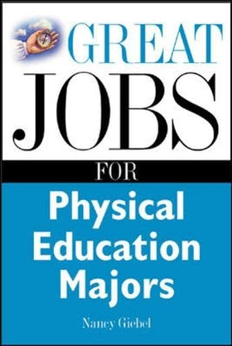 9780071405942: Great Jobs for Physical Education Majors
