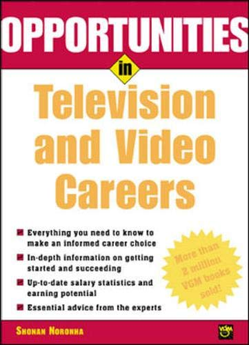 9780071406031: Opportunities in Television and Video Careers