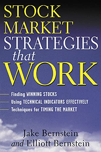 9780071406338: Stock Market Strategies That Work