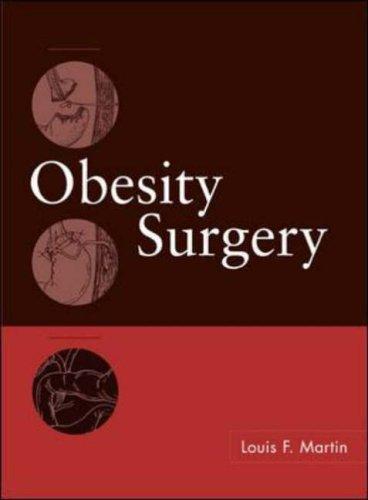 9780071406406: Obesity Surgery