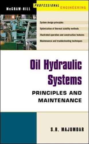 Oil Hydraulic Systems: Principles and Maintenance (Hardback): S. R. Majumdar