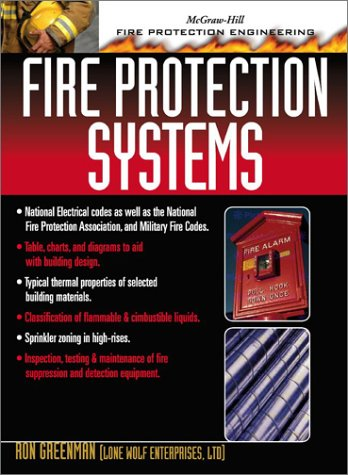 9780071406765: Fire Protection Systems (Stm47)