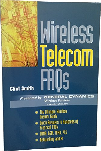 9780071406833: Wireless Telecom FAQs