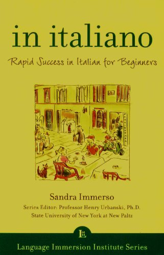 9780071406970: In Italiano (Rapid Success in Italian for Beginners)