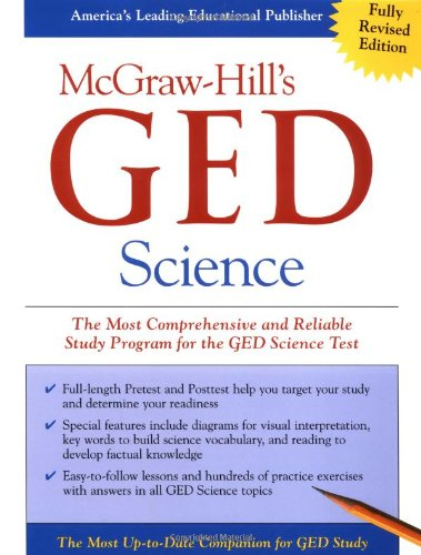 9780071407045: McGraw-Hill's GED Science