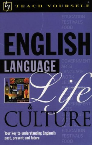 9780071407144: English Language, Life & Culture (Teach Yourself...Language, Life, and Culture)