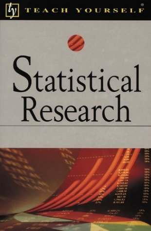 9780071407205: Teach Yourself Statistical Research