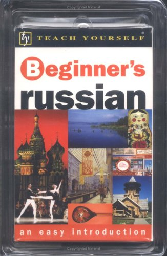 9780071407526: Teach Yourself Beginner's Russian with Book(s) (Teach Yourself Beginner's: An Easy Introduction)