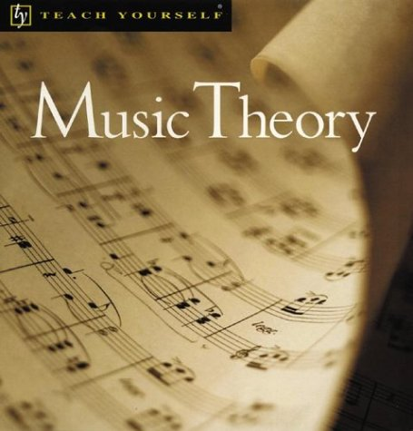 9780071407571: Teach Yourself Music Theory