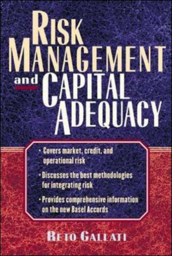 9780071407632: Risk Management and Capital Adequacy