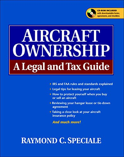 9780071407649: Aircraft Ownership : A Legal and Tax Guide