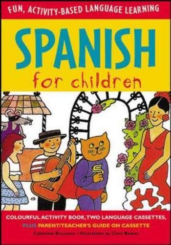 9780071407854: Spanish for Children (Language for Children Series)