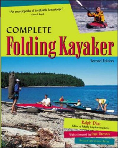 9780071408097: Complete Folding Kayaker