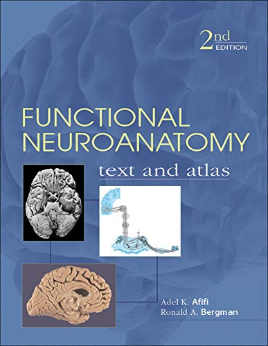 9780071408127: Functional Neuroanatomy: Text and Atlas, 2nd Edition (LANGE Basic Science)