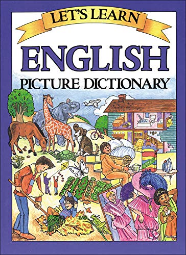 9780071408226: Let's Learn English Picture Dictionary