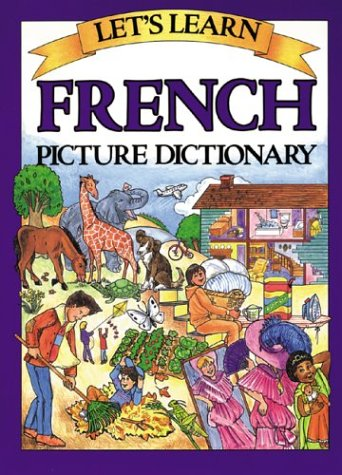 9780071408233: Let's Learn French Picture Dictionary