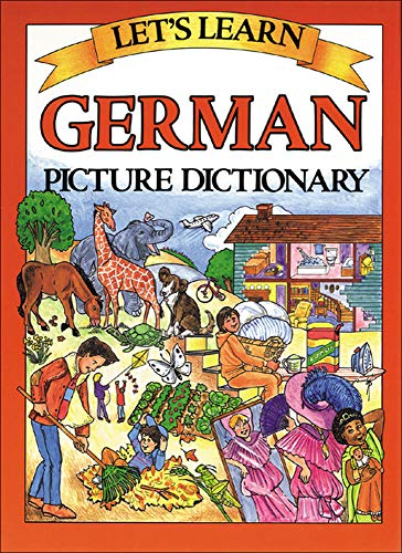 9780071408240: Let's Learn German Picture Dictionary