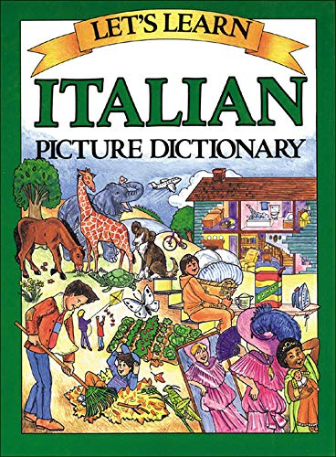 9780071408264: Let's Learn Italian Picture Dictionary (Let's Learn Picture Dictionary Series)