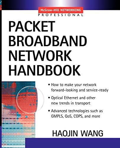 9780071408370: Packet Broadband Network Handbook