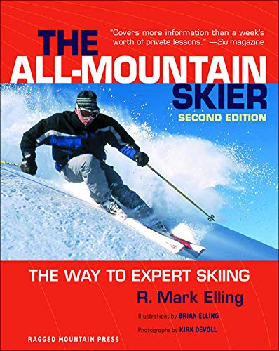 9780071408417: All-Mountain Skier: The Way to Expert Skiing