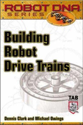 9780071408509: Building Robot Drive Trains (Tab Robotics)