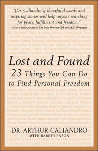 9780071408622: Lost and Found : The 23 Things You Can Do to Find Personal Freedom