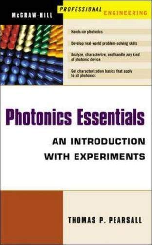 9780071408752: Photonics Essentials : An Introduction with Experiments