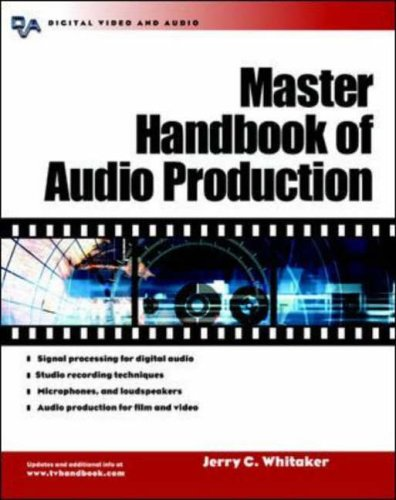 9780071408769: Master Handbook of Audio Production: A Guide to Standards, Equipment, and System Design (Digital Media)