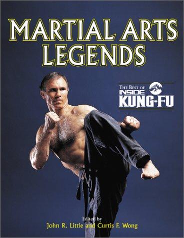 9780071408943: Martial Arts Legends: The Best of Inside Kung-Fu