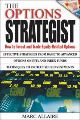 9780071408950: The Options Strategist: How to Invest and Trade Equity-related Options