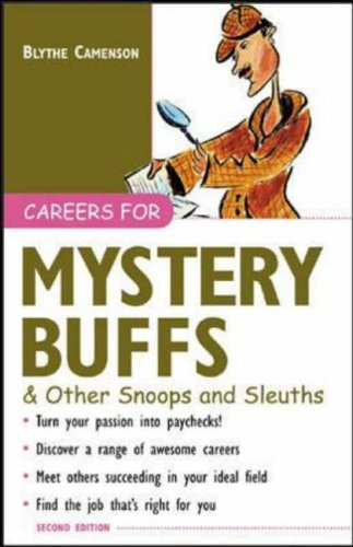 9780071408967: Careers for Mystery Buffs & Other Snoops and Sleuths (Careers for Series)