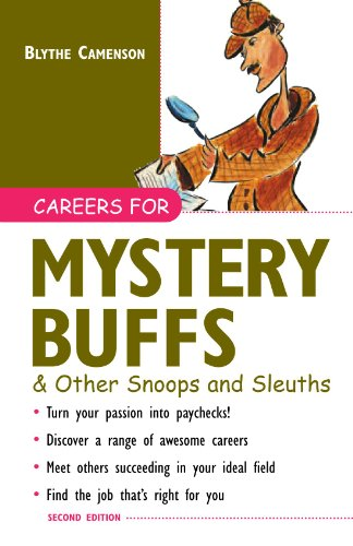 9780071408967: Careers for Mystery Buffs & Other Snoops and Sleuths (Vgm Careers for You Series)