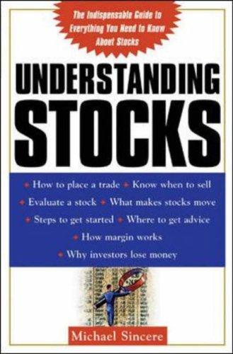 9780071409131: Understanding Stocks