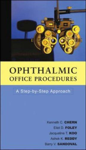 9780071409414: Ophthalmic Office Procedures