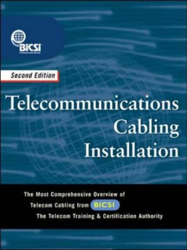9780071409797: Telecommunications Cabling Installation