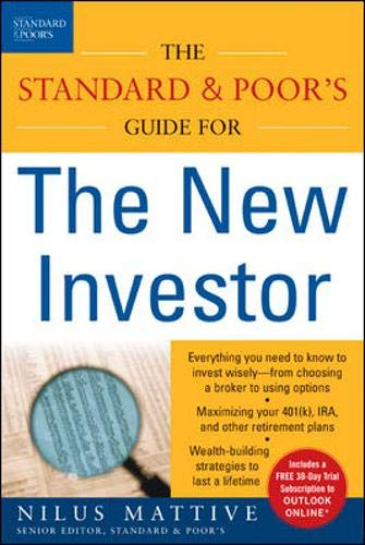 9780071410304: The Standard & Poor's Guide for the New Investor