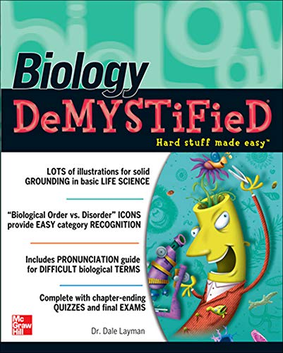 9780071410403: Biology Demystified (TAB Demystified)