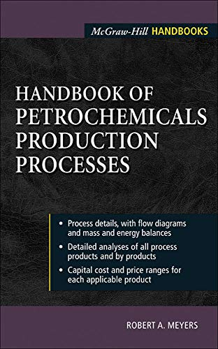 9780071410427: Handbook of Petrochemicals Production Processes (McGraw-Hill Handbooks)