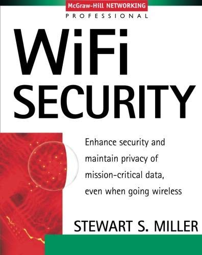 9780071410731: Wi-Fi Security