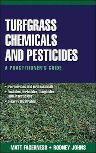 9780071410793: Turfgrass Chemicals and Pesticides: A Practitioner's Guide