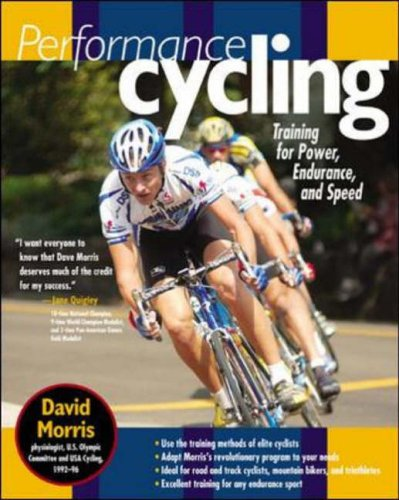 9780071410915: Performance Cycling: Training for Power, Endurance, and Speed